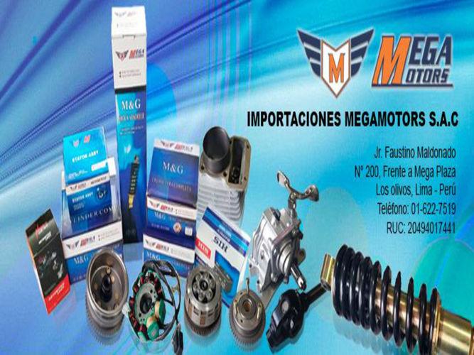 importaciones megamotors
