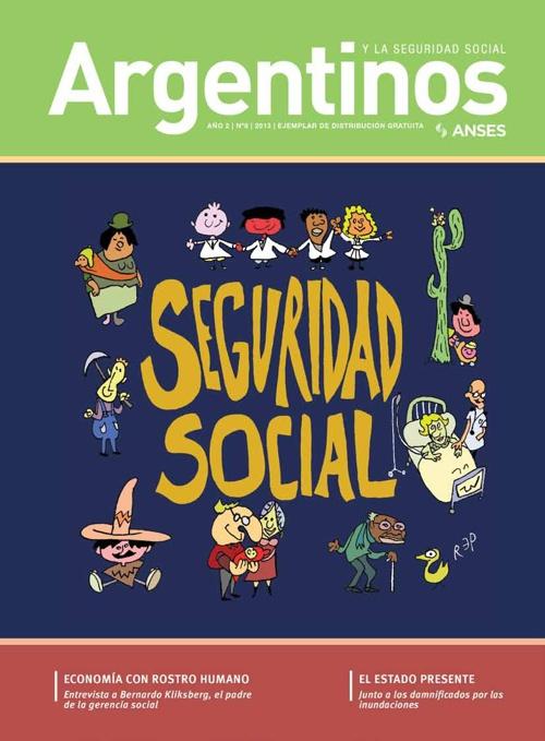 Revista Argentinos n°8