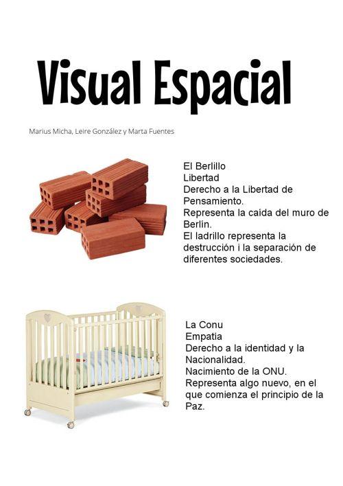Catálogo Visual Espacial MML