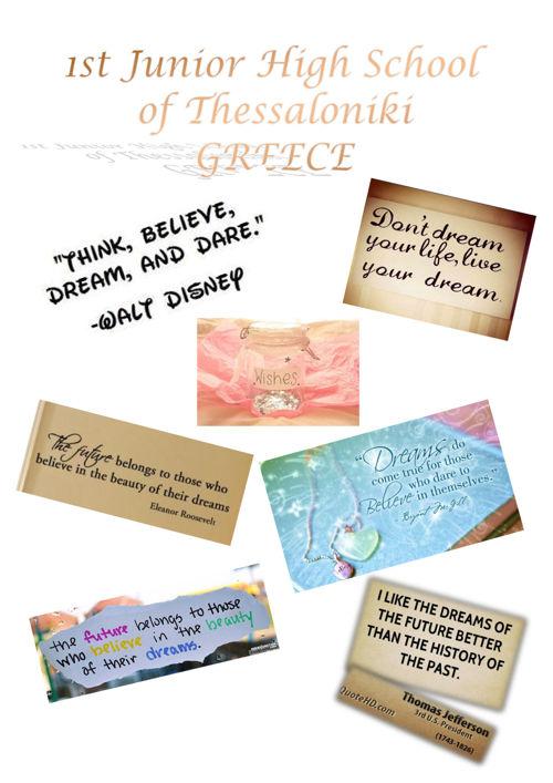 Dreams of Greeks