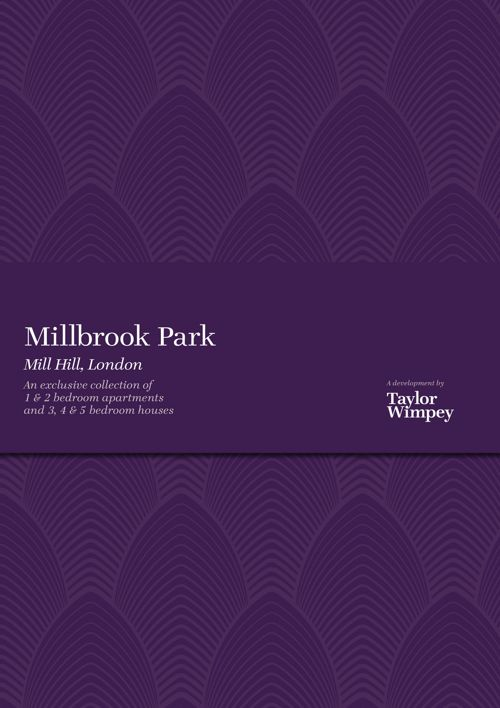 Millbrook Development layout