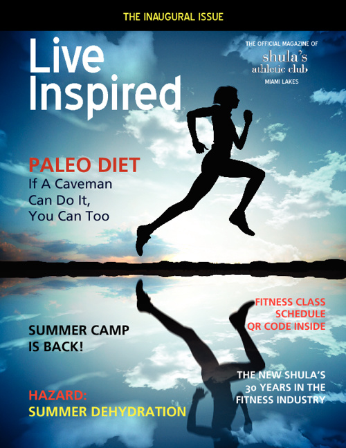 Shula's Athletic Club Presents Live Inspired