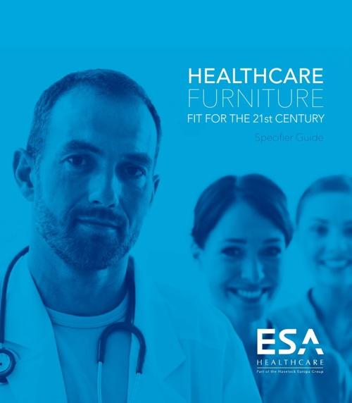 ESA healthcare brochure AW single page