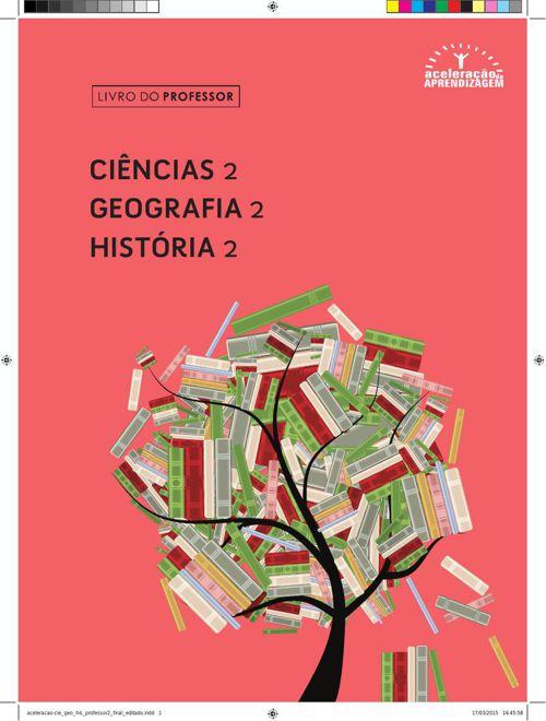 Volume 2 do Caderno Ciências, Geografia e História