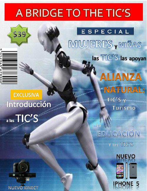 Proyecto final: Revista 'A Bridge to the TIC'S'