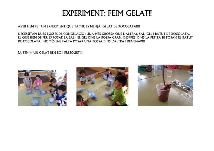 Tallers de cuina i experiments 2
