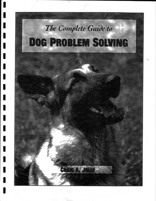 Complete Guide To Dog Problem Solving