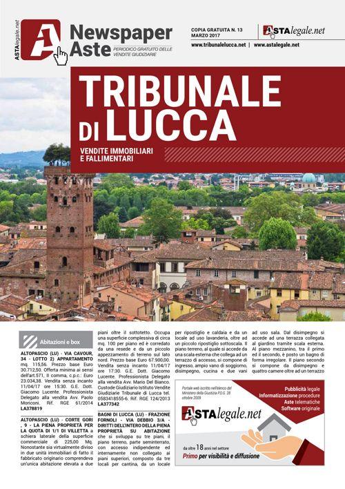 Lucca marzo 2017