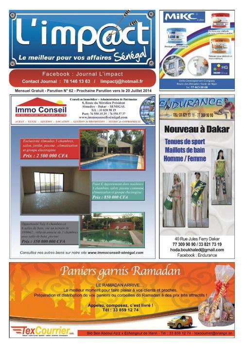 Journal 62 Mail