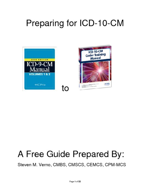 ICD-10-CM Guidelines