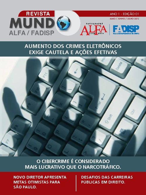 Mundo ALFA/FADISP - Edição nº 1