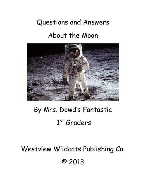 1st Grade Moon Books