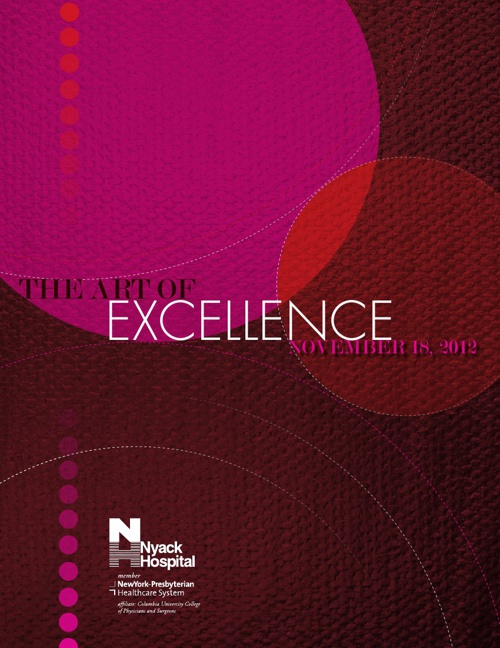 The Art of Excellence : Nyack Hospital Foundation