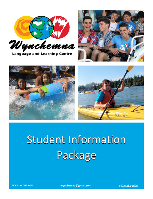 Wynchemna Student Information Package