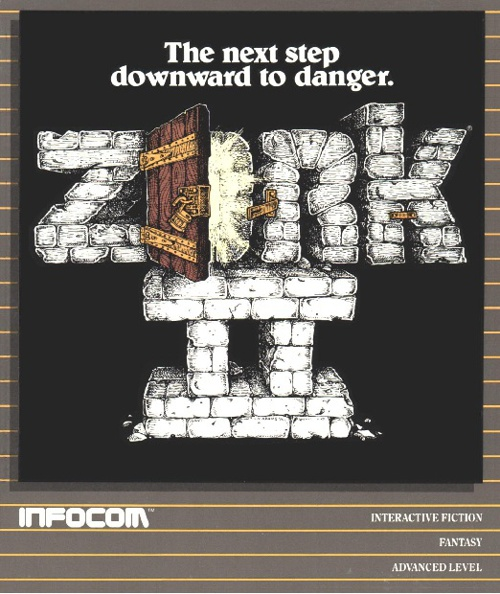 Zork II Manual