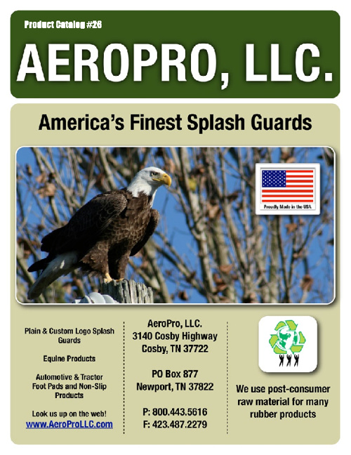 AeroPro Catalog