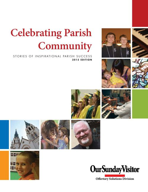 2015 Celebrating Parish Community