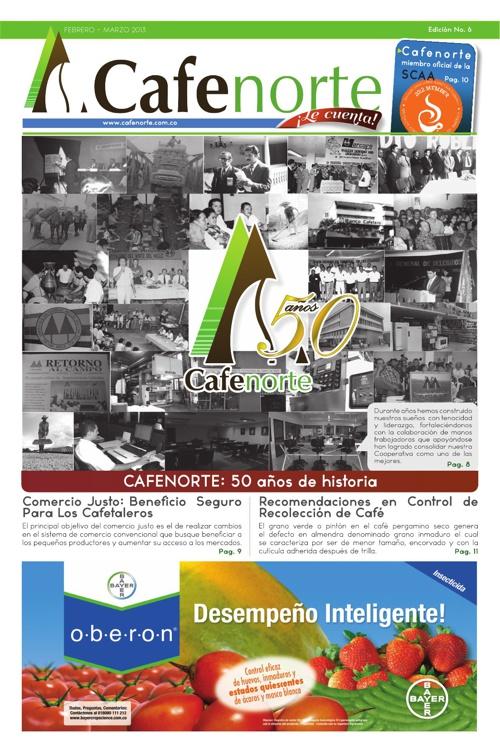 Periódico Cafenorte 6