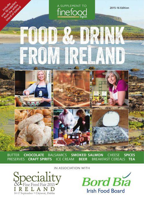 Fine Food Digest - Speciality & Fine Food Fair Ireland