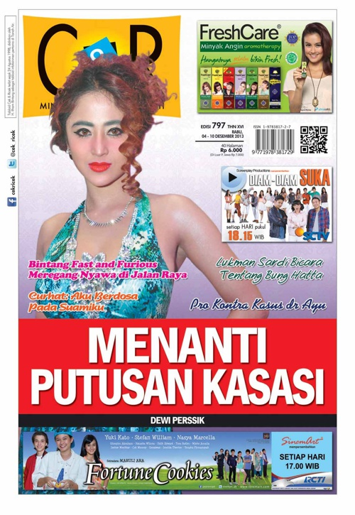 Tabloid C&R Edisi 797
