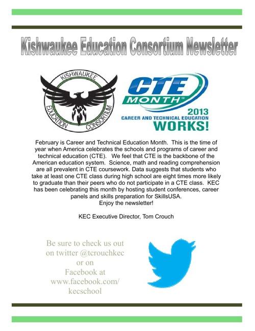 3rd Quarter Newsletter