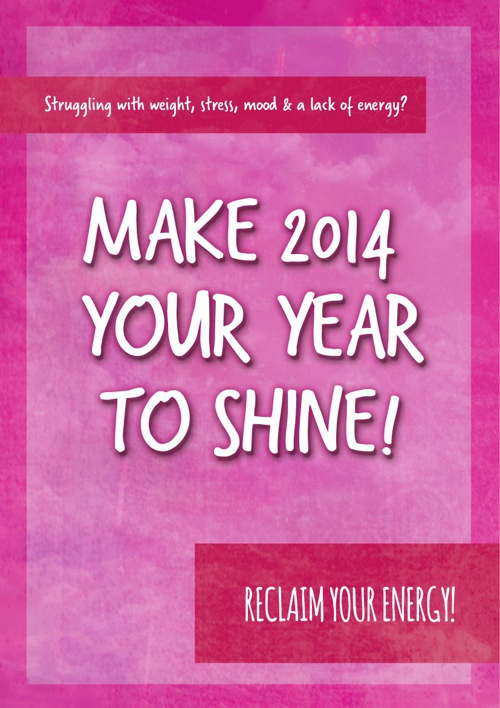 Make 2014 Your Year To Shine!