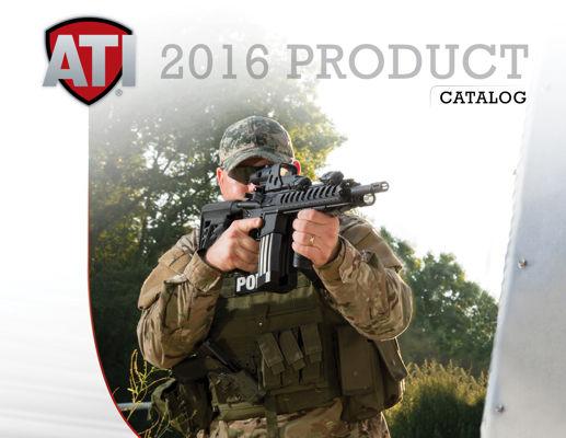 2016 ATI Product Catalog