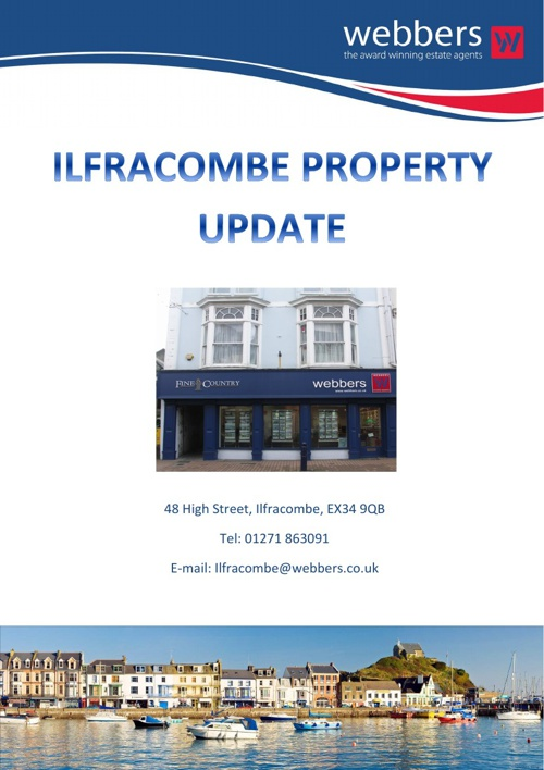 Ilfracombe Property Update