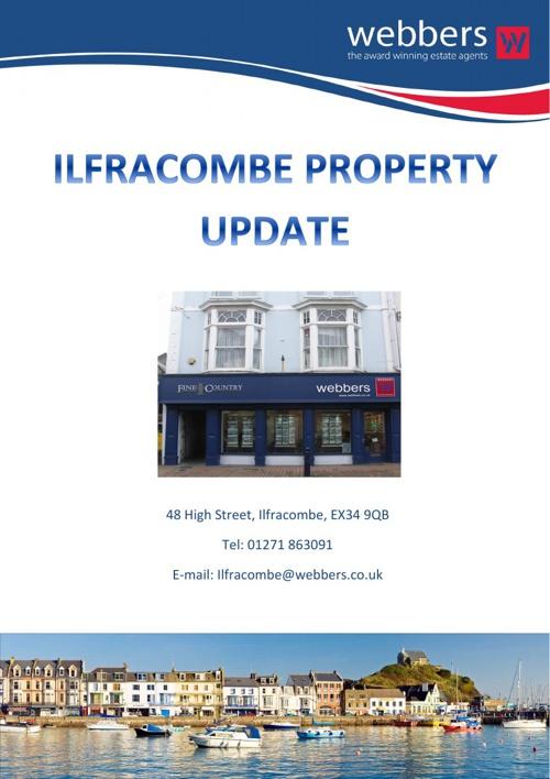 Ilfracombe Property Update