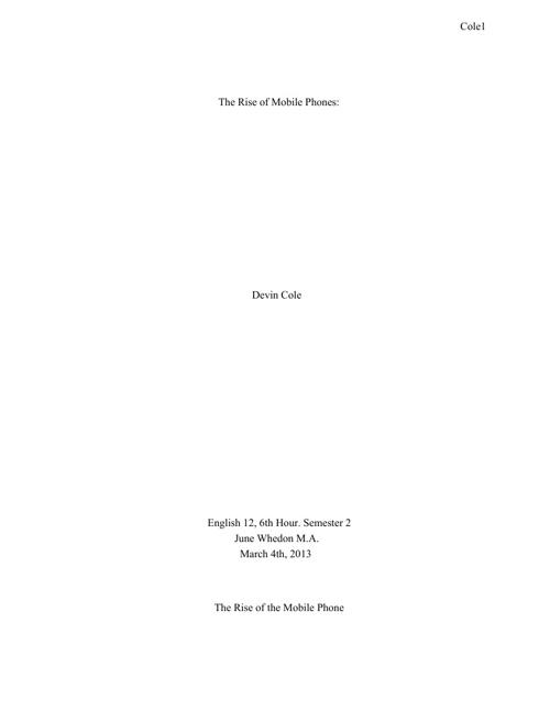 Copy of Research Paper Progression