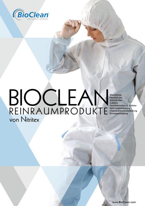 Bioclean Catalogue 2016 - German