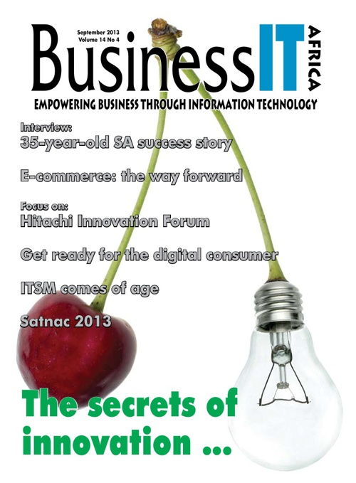 BusinessIT September 2013
