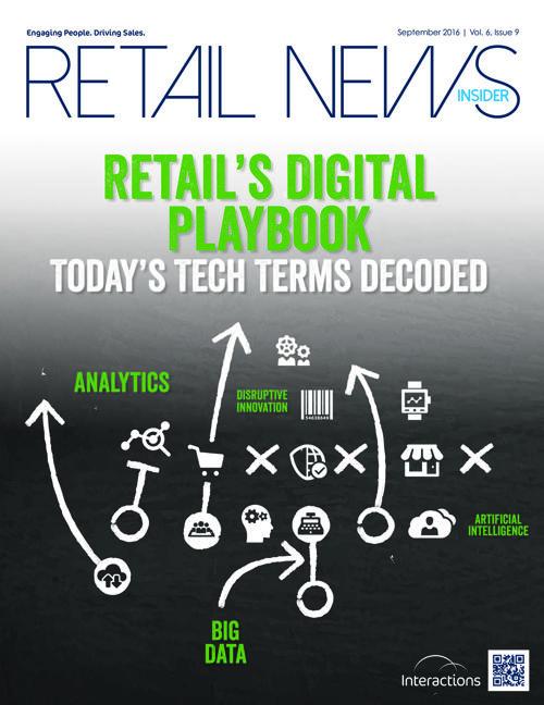 Retail News Insider September 2016