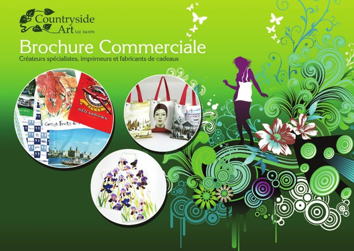 Countryside Art French Trade Brochure
