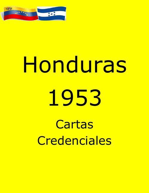 Cartas Honduras
