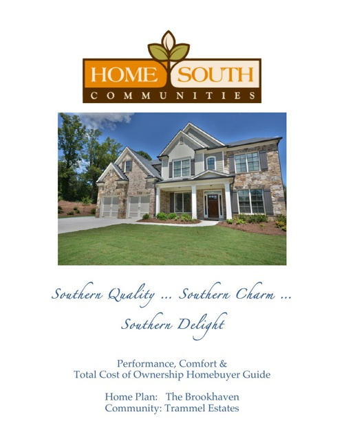 Home South Communities Sample WHTCO