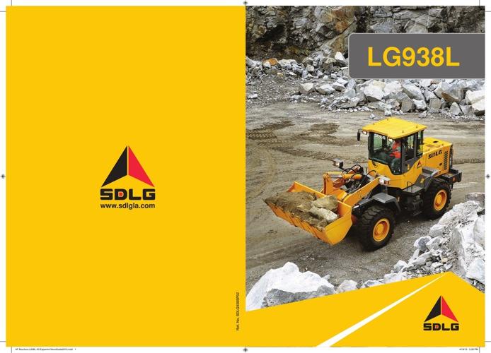 LG 938L - SDLG