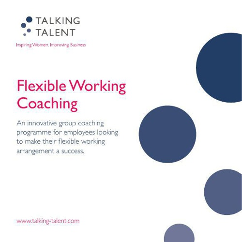 Employee Flexible Working Coaching New Details 2014