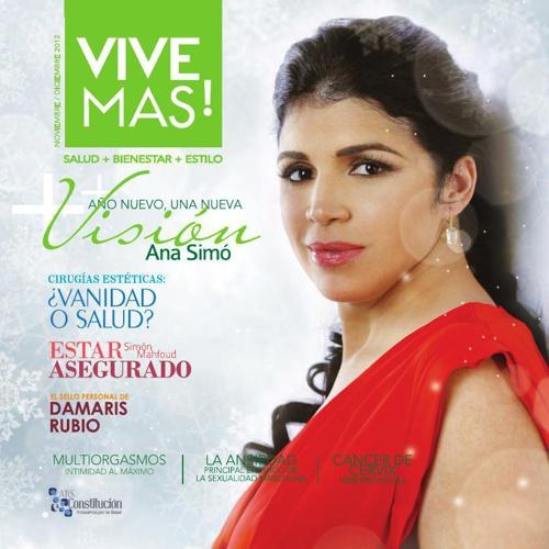 Revista Vive Mas Nov Dic 2012 Nueva Vision