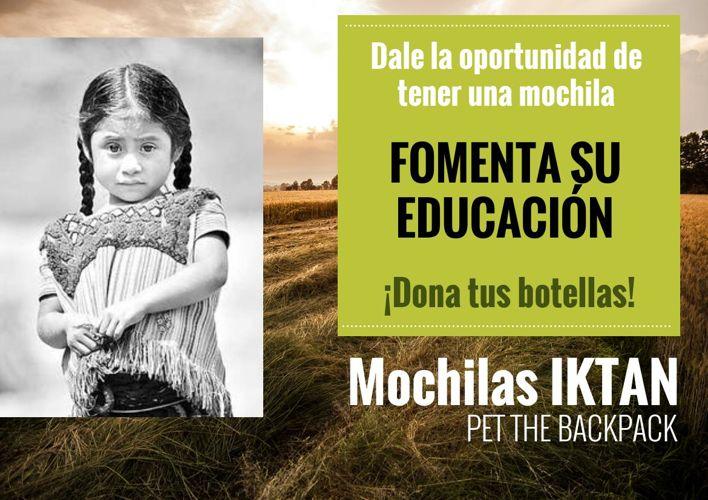 Mochilas IKTAN