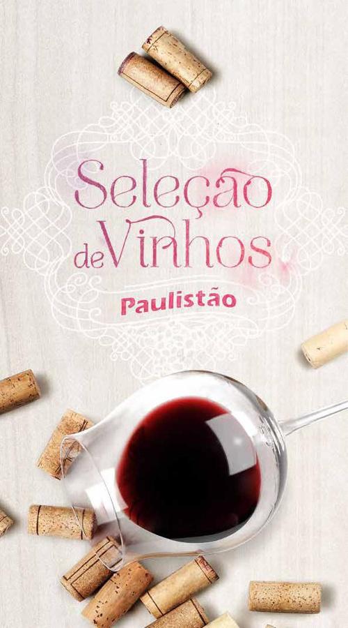 Seleção de Vinhos - paulistão