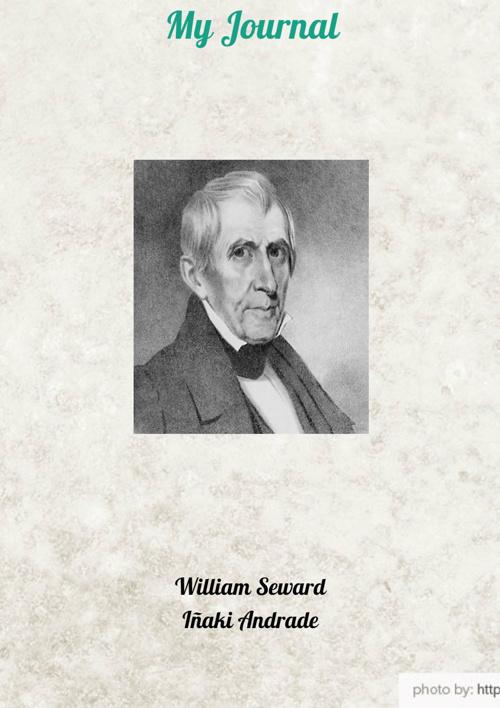 My Journal William Iñaki Andrade