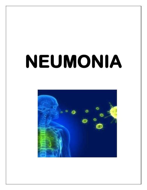 NEUMONIA PDF