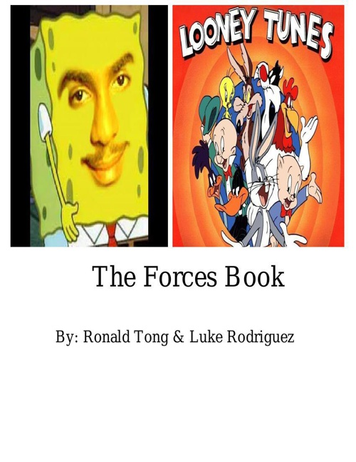 The Forces Book