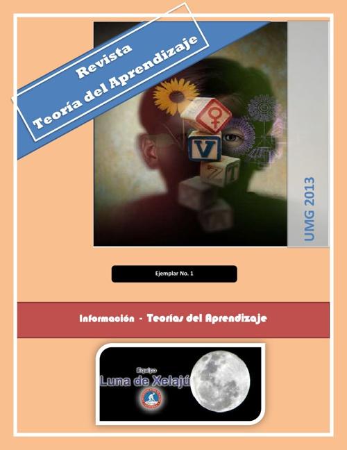 Revista Teorias del Aprendizaje grupo LUNA DE XELAJU