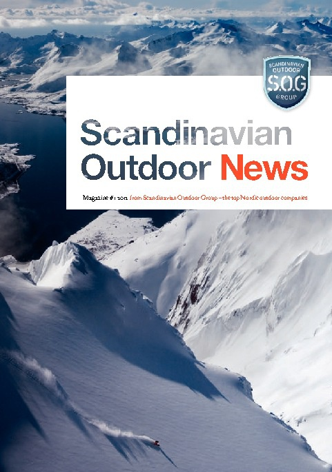 Scandinavian Outdoor News Magazine 2012 Issue #1
