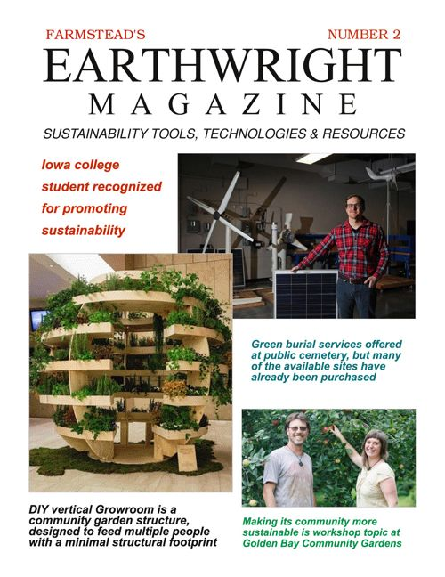 EARTHWRIGHT MAGAZINE Number 2