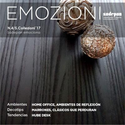 EMOZIONI n.4/5_Coleccion'17