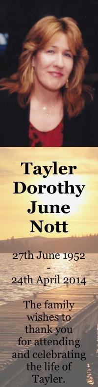 Bookmarks for Tayler Nott