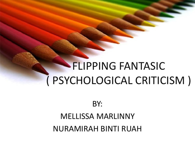 FLIPPING FANTASTIC (PAIR PRESENTATION)